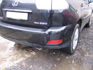 Ремонт Lexus RX 330